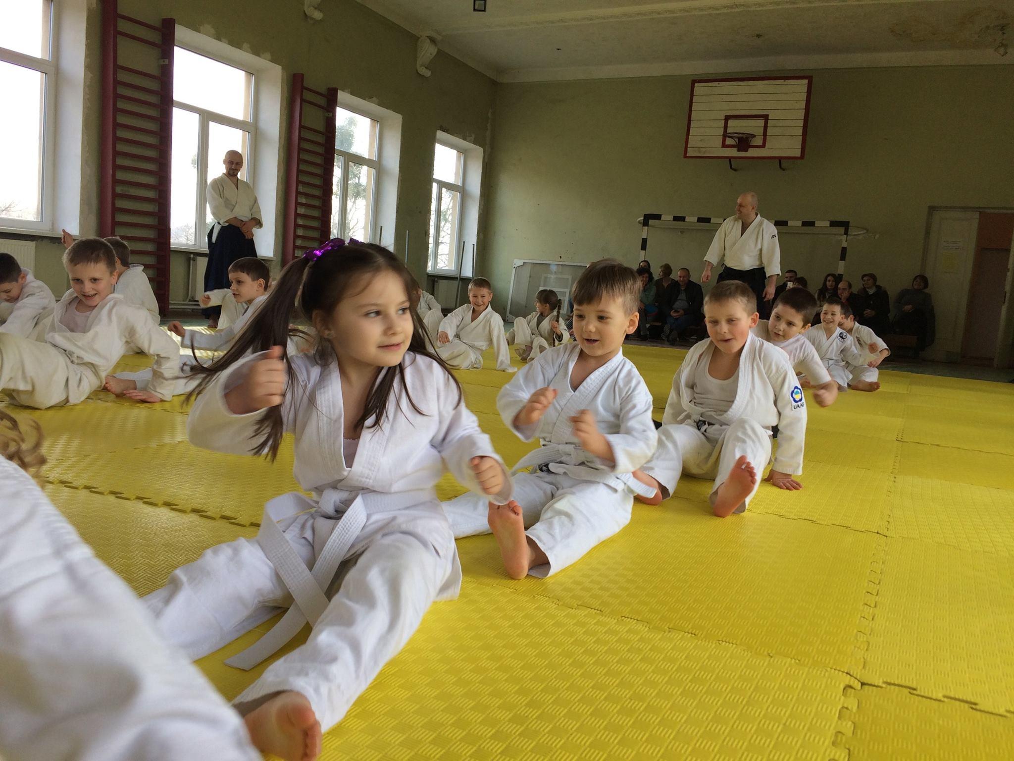Aikido w Trójmieście - Klub Budowork